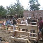 Voluntariat la o scoala in Kenya - Iulie 2005