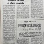 Articolul din Expres Magazin, 29 aprilie 1992 despre prezența Principelui Nicolae la București