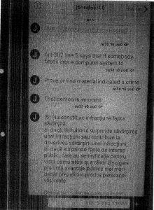 """fost - Ion Cristoiu publică noi dezvăluiri incendiare din Dosarul Black Cube. """"Kovesi A avut o legătură amoroasă cu șeful Serviciului Român de Informații – Florian Coldea"""", """"Vasile Prună – tatăl ministrului, a fost diplomat în Israel și în teritorii"""" Telefon2-220x300"""