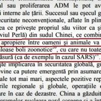 În 2009 Simion ghicea cu eroare de cca 1000 km locul virtualei epidemii de Noul Corona din China