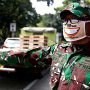masca indonezia