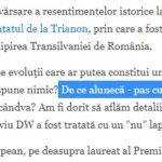 """Alunecă Iohannis """"în mocirlă"""" și DW """" îi întinde un băț"""" prin Schwartz"""