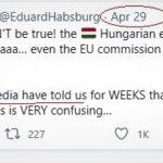 Ambasadorul Ungariei la Vatican comentează Decizia CE în același timp cu discursul lui Iohannis