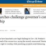 Bisericile românești la judecată cu guvernatorul Illinois