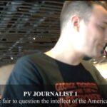 """Producător Asociat CNN întrebat de """"intelectul votantului american"""""""