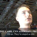 """Producător CNN """"Votantul american nu e mai inteligent decât un căc…t"""""""