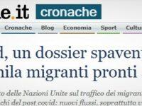 """650000 de migranți africani așteaptă """"îmbarcarea""""pentru Europa în Libia"""