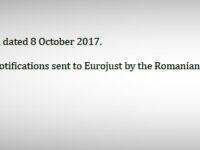 Eurojust răspunde pentru cristoiublog că nu a primit niciun caz de terorism din Romania