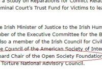 """Irlandeza Fionualla de la ONU pentru care Antifa e """"libertate de expresie' e plătită și prin fundațiile Soros'"""