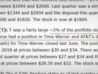 """Soros a avut """"o poziție"""" în """"deal""""ul dintre ATT și Time Warner care a condus la formarea noului proprietar al CNN"""
