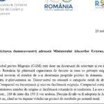 """Teodor Meleșcanu zice că nu e nicio problemă cu Pactul de migrație și că e doar """"de orientare"""""""