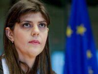 """Laura Kovesi acuzată în Parlamentul maghiar că este""""agent străin"""""""