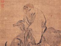 Zhang_Lu-Laozi_Riding_an_Ox