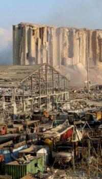 Dezastrul din Liban după explozii