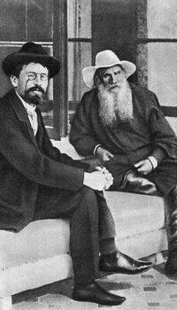 Leon-Tolstoy-Anton-Chekhov