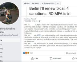 "Mesajul Iosefinei Pascal pentru Aurescu ""Trabuc"""
