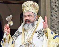 PF Daniel Patriarh al Bisericii Ortodoxe