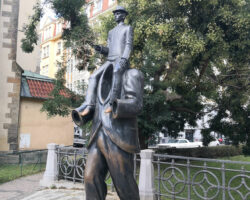 Statuia-Kafka