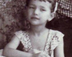 eu la șase ani