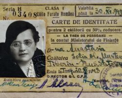 Anastasia Munteanu 1948 CFR