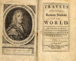 Jonathan Swift Calatoriile