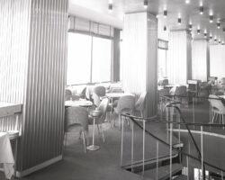 Restaurantul Turn la etaj