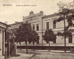 scoala-de-artilerie Bucuresti 1913