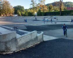 x La noua arena de la stadion s-a votat bicicleta