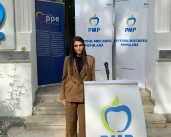 Elena Băsescu candidatura parlamentare 2020