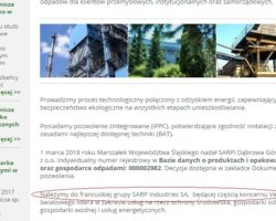 Firma din Polonia care a neutralizat deșeurile din Moldova aparține Grupului francez Veolia