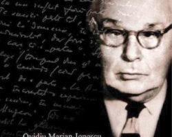 Portretul lui Vasile Lovinescu pe una din cărțile despre opera sa