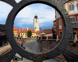 Turnul cu ceas Sibiu