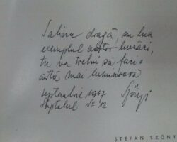 stefan-szonyi-istvan-dimeny-meridiane-1964-cu-dedicatia-autorului-p104565-01