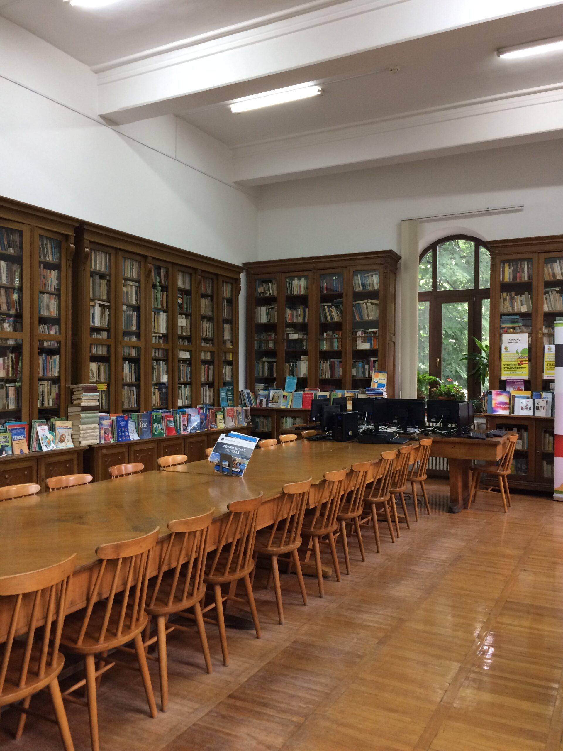 Biblioteca LMV