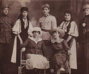 Bunica Valeria și Romulus Stefănescu