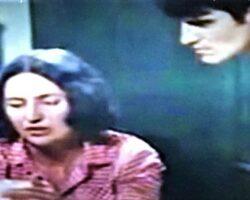Dinu Manolache si Elvira Ivascu in filmul Fata Morgana