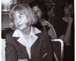 Elvira Ivascu la USR