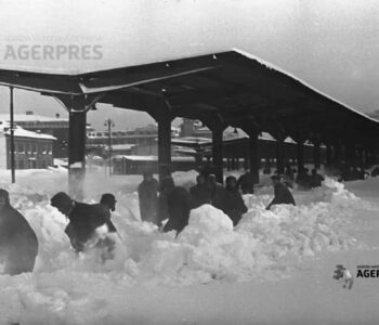 Gara de Nord_1954