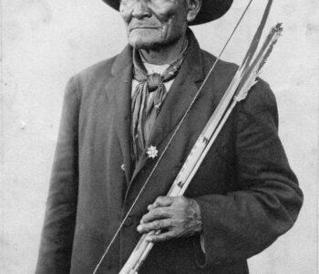 Geronimo_lider Apache 1913