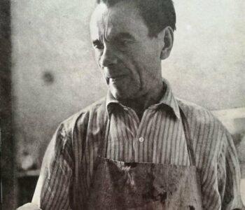 Pictorul si profesorul Alexandru Ciucurencu