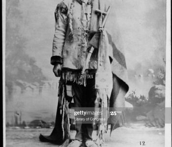 Sitting Bull si semnătura sa