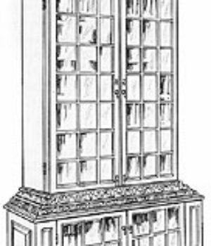 desen copie după schița lui Samuel Pepys