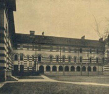 liceul mihai viteazul _curtea interioară