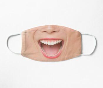 mască râzând
