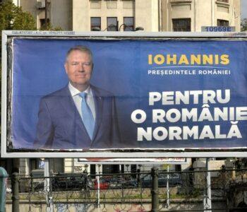 banner electoral
