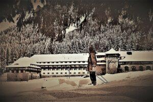 Hotel Sport Poiana Brasov 1960