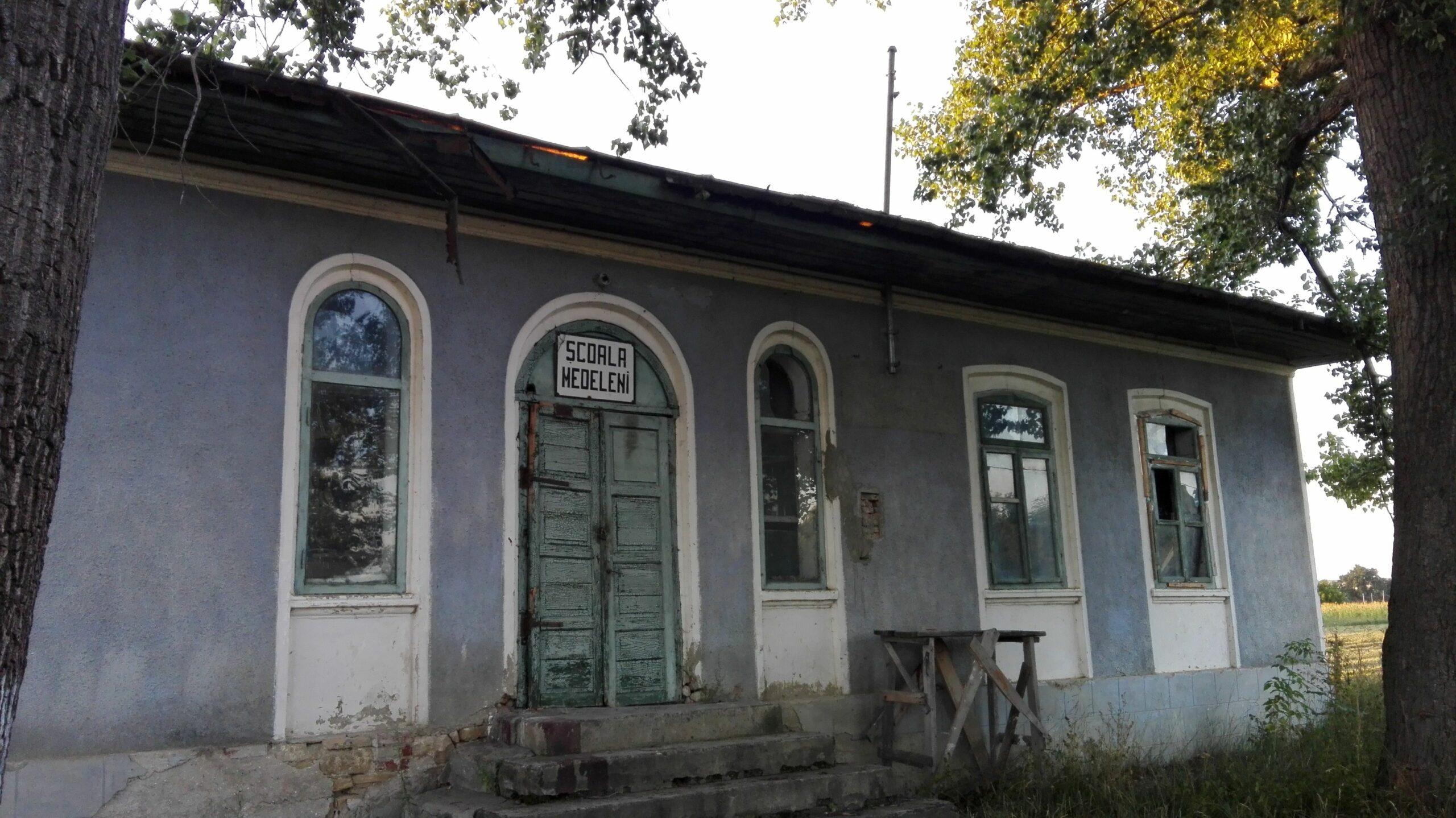 Școala construită de familia Teodoreanu