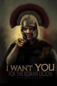 for the roman legion