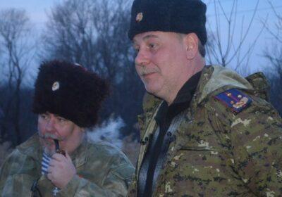 Comandanți cazaci