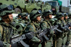 Militari venezueleni